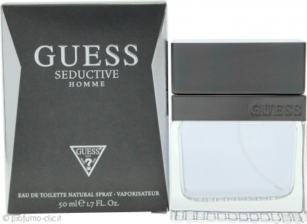 Guess Guess Seductive Homme Eau de Toilette 50ml Spray