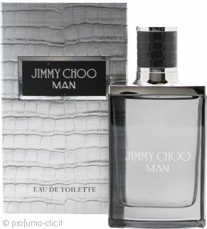 Jimmy Choo Man Eau De Toilette 50ml Spray