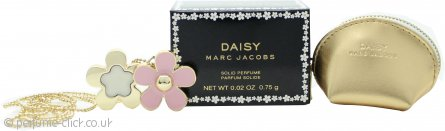 Marc Jacobs Daisy Pink Solid Perfume Necklace 0.75g