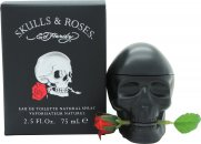 Ed Hardy Skulls & Roses Eau de Toilette 75ml Spray