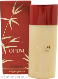 Yves Saint Laurent Opium Shower Gel 200ml