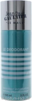 Jean Paul Gaultier Le Male Deodorant Spray 150ml