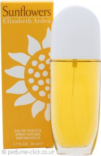 Elizabeth Arden Sunflowers Eau de Toilette 50ml Spray