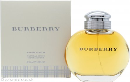 Burberry Eau de Parfum 100ml Spray