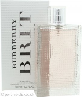 Burberry Brit Rhythm for Women Eau de Toilette 90ml Spray