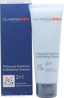 Clarins Men Detergente Esfoliante 125ml