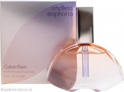 Calvin Klein Endless Euphoria Eau de Parfum 75ml Spray