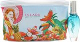 Escada Born In Paradise Gavesett 30ml EDT Spray + Toiletry Bag