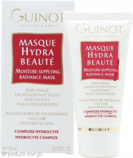 Guinot Hydra Beauté Moisture Supplying Radiance Maseczka do Twarzy 50ml