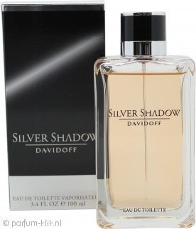 Davidoff Silver Shadow Eau de Toilette 100ml Spray