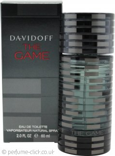 Davidoff The Game Eau de Toilette 60ml Spray