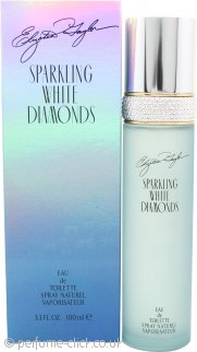 Elizabeth Taylor Sparkling White Diamonds Eau de Toilette 100ml Spray