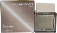 Calvin Klein Euphoria Intense Eau De Toilette 50ml Spray