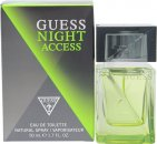 Guess Night Access Eau de Toilette 30ml Spray
