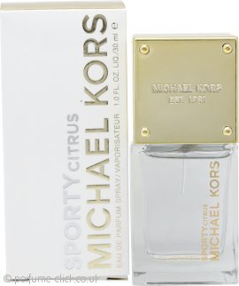 Michael Kors Sporty Citrus Eau de Parfum 30ml Spray