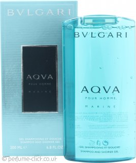 Bvlgari Aqua Marine Shower Gel 200ml