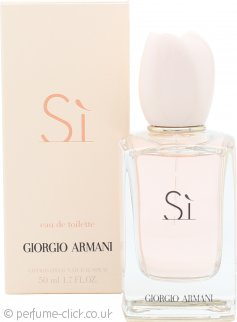 Giorgio Armani Si Eau de Toilette 50ml Spray