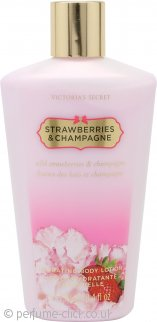 Victorias Secret Strawberries and Champagne Body Lotion 250ml