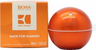 Hugo Boss Boss Orange Made For Summer Eau de Toilette 40ml Spray