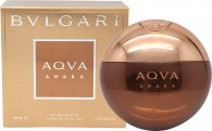 Bvlgari Aqva Amara Eau de Toilette 1.7oz (50ml) Spray
