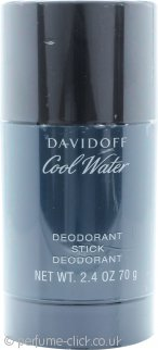 Davidoff Cool Water Deodorant Stick 75ml