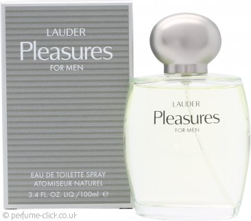 Estee Lauder Pleasures Eau de Cologne 100ml Spray