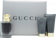 Gucci Made to Measure Geschenkset 50ml EDT + 50ml Aftershave Balsem + 50ml Douchegel