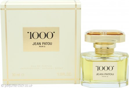 Jean Patou 1000 Eau de Parfum 30ml Spray