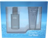 Davidoff Cool Water Gift Set 40ml EDT + 75ml Shower Gel
