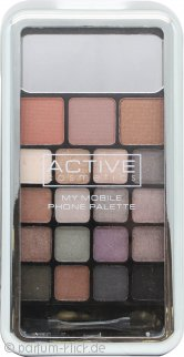 Active Cosmetics My Mobile Phone Palette - 20 Teile