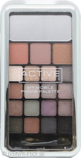 Active Cosmetics My Mobile Phone Palette - 20 Pieces