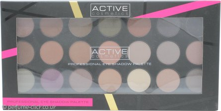 Active Professional Eyeshadow Palette - 23 Pieces