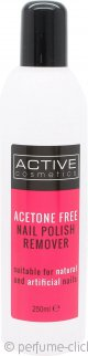 Active Nailcare System Acetone Free Nail Polish Remover 250ml