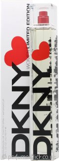 DKNY Women Heart Limited Edition Eau de Toilette 100ml Spray