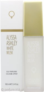 alyssa ashley white musk woda kolońska 100 ml