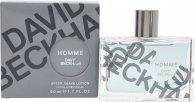 David Beckham Homme Loción Aftershave 50ml Splash