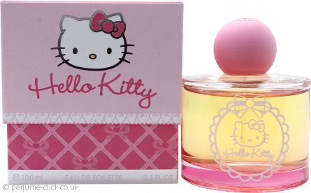 Hello Kitty Eau de Toilette 100ml Spray