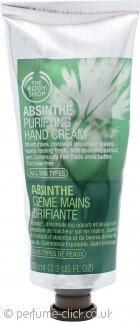 The Body Shop Absinthe Purifying Hand Cream 100ml