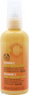 The Body Shop Vitamin C Energizing Face Spritz 100ml