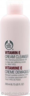 The Body Shop Vitamin E Cream Cleanser 200ml