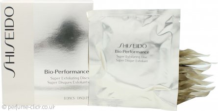 Shiseido Bio-Performance Super Exfoliating Discs x 8
