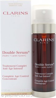 Clarins Anti-Ageing Face Double Serum 50ml