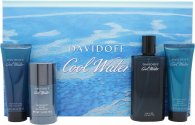 Davidoff Cool Water Gift Set 125ml EDT + 70g Deodorant Stick