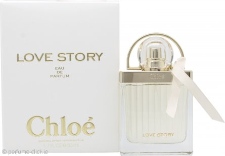 Chloé Love Story Eau de Parfum 50ml Spray