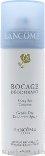 Lancome Bocage Gentle Dry Deodorant Spray 125ml