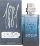 Cerruti 1881 Bella Notte Eau de Toilette 125ml Spray