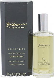Baldessarini Baldessarini Eau de Cologne 50ml Recharge Concentree Spray