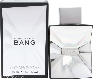 Marc Jacobs Bang Eau de Toilette 50ml Spray