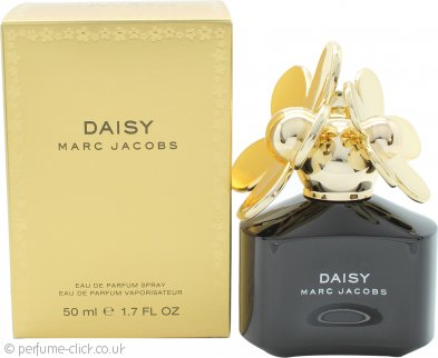 Marc Jacobs Daisy Eau de Parfum 50ml Spray - Black Edition