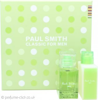 Paul Smith Paul Smith Men Gift Set 50ml EDT + 75ml Shower Gel